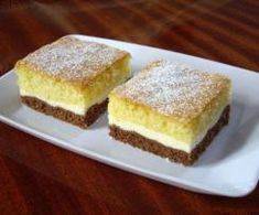 Recipe Tříbarevná buchta by Mixinka Thermomixová, learn to make this recipe easily in your kitchen machine and discover other Thermomix recipes in Dezerty a sladkosti. Sweet Recipes, Cake Recipes, Sweet Cooking, Food Hacks, Cornbread, Vanilla Cake, French Toast, Cheesecake, Food And Drink