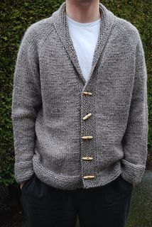 """Ravelry: """"Sophisticate"""" adult cardigan knitting pattern by Linden Down Knitting Designs, Knitting Patterns Free, Knit Patterns, Hand Knitting, Sweater Patterns, Cardigan Pattern, Knitting Projects, Mens Knitted Cardigan, Knitted Shawls"""