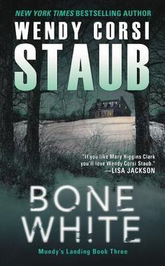 Giveaway: This is a rafflecopter giveaway hosted by Partners in Crime Virtual Book Tours for Wendy Corsi Staub and William Morrow. There will be 3 winners of one (1) Print copy of Bone White by Wendy Corsi Staub. The giveaway begins on March 30th and runs through May 2nd, 2017. This giveaway is for US residents only. Void where prohibited by law.