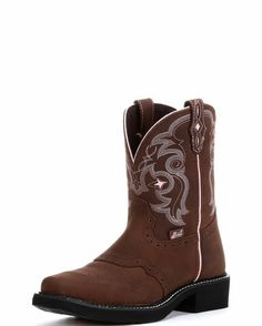 Justin Women's Bay Apache Boot - L9965 $80.95