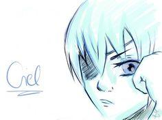 Ciel Sketch :)