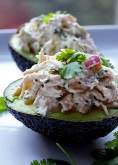 Cilantro lime jalapeno chicken salad