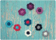 Flower Magnets | Flickr - Photo Sharing!