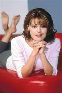 Jane Leeves.  Loved her on Frasier and she's even sassier on Hot in Cleveland.