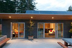 concrete passive house