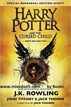 Harry Potter and Cursed Child. New Harry Potter book July 2016. http://amzn.to/2azKn13  J.K. Rowling , Harry Potter
