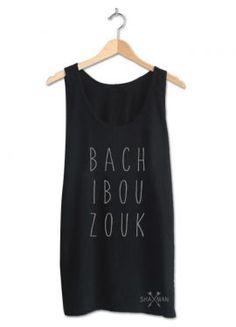 """Tunique """"Bachibouzouk"""""""