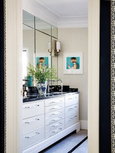 〚 Bold apartment of extravagant architect Jean Porsche in Madrid〛 ◾ Фото ◾Идеи◾ Дизайн Contemporary Architecture, Architecture Design, Bathroom Cabinet Organization, Best Bathroom Designs, Interior Decorating, Interior Design, Small Room Bedroom, Apartment Interior, Best Interior