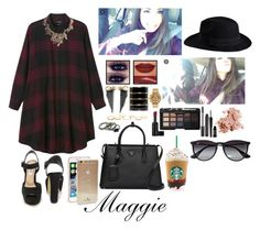 """""""Maggie"""" by fabiana-garban on Polyvore"""