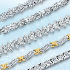 Your Online Local Jewelry Zales Diamond Braceletsdiamond