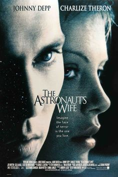 The Astronaut's Wife (1999) Original One Sheet Movie Poster