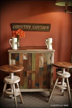 If you love the rustic reclaimed look, you don't want to miss this!