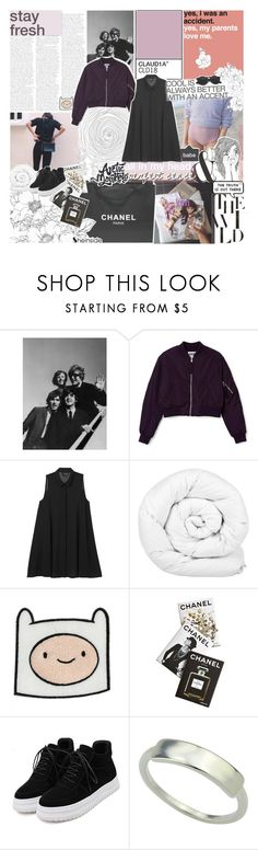 """the difference between do and say"" by kristen-gregory-sexy-sports-babe ❤ liked on Polyvore featuring Chanel, Monki, Brinkhaus, Assouline Publishing and WithChic"