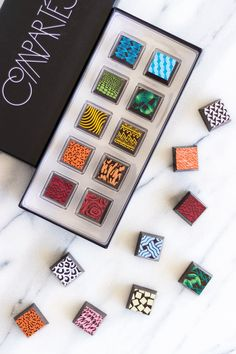 Gourmet Luxury Chocolate Gift Chocolates by Compartes