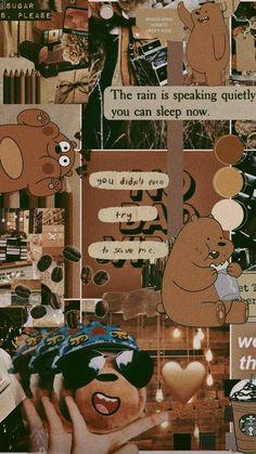 Cute Panda Wallpaper, Iphone Wallpaper Quotes Love, Dark Wallpaper Iphone, Cartoon Wallpaper Iphone, Iphone Wallpaper Tumblr Aesthetic, Bear Wallpaper, Cute Patterns Wallpaper, Cute Disney Wallpaper, Aesthetic Pastel Wallpaper