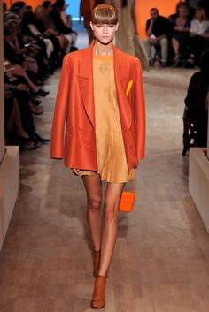 Hermès | Spring 2012 Ready-to-Wear Collection | Style.com