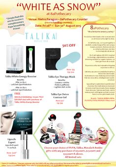 Come down and join us for an afternoon of special promotions Counter Counter, Energy Boosters, Special Promotion, Join