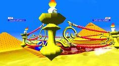Lantes the Hedgehog,batendo um X1  na live do X Box Sonic the Fighters !