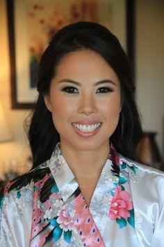 Beautiful Bridal Makeup How To Tackle The Asian Eye