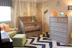 Teddy's Transitional/ Whimsical Nursery | Project Nursery