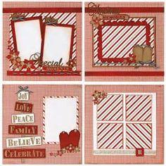 Best 25+ Christmas scrapbook layouts ideas on Pinterest | Christmas scrapbook, Scrapbooking ...