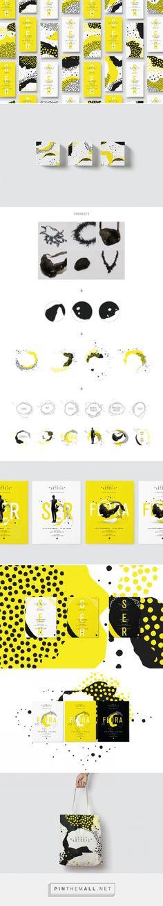 Le mot d'étapes: En regardant ce projet d'identité visuelle, on identifie assez vite que le sujet porte sur la matière. Les variantes de textures réalisées par le studio argentin sstudio ne trompent pas sur leur intention. En effet, elles se déploient sur l'ensemble des supports web et print pour mettre en valeur la qualité des bijoux de la marque Lucia Mishquila Brichta. L'abastraction autorise des déclinaisons et combinaisons à l'infini. http://sstudio.com.ar…