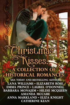 Take a break from the hectic holiday season and immerse yourself in historical romance with this collection of timeless Christmas Kisses.