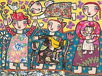 Canterbury Art Exhibition - Rebecca Cool