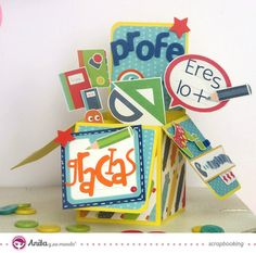 Descubre en este post 7 divertidas ideas DIY de regalos para profesores originales, explicadas paso a paso, perfectas para regalar este fin de curso.