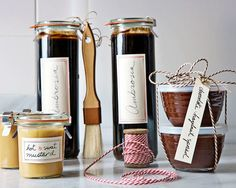 Homemade Holiday Gifts From Melissa Hamilton and Christopher Hirsheimer | Bon Appetit