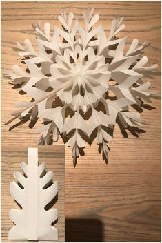 Paper star - paper bag stars The Effective Pictures We Offer You About Decoration Balloon A quality Christmas Star, Christmas Paper, Christmas Ornaments, Christmas Projects, Holiday Crafts, Paper Bag Crafts, Paper Christmas Decorations, Kids Birthday Themes, Paper Stars