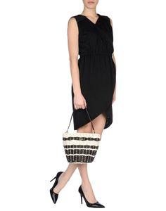 Dolce and Gabbana Mini Bucket Bag w/Removable Strap