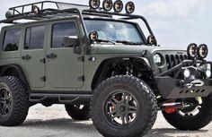 """Jeep Wrangler, por cuarta vez elegido el """"SUV 4X4 más Hot"""""""
