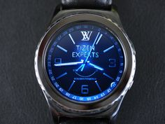 LuxuryWatches has made a special edition 3D Tizen Experts watch face and is…