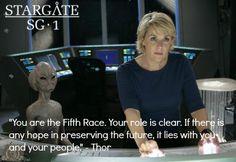 Stargate SG-1 -- the 5th race
