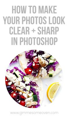 Learn a quick trick for how to make your photos look clear and sharp in Photoshop. It literally takes about 10 seconds! Adobe Photoshop, Photoshop Website, Effects Photoshop, Lightroom, Photoshop Photos, Photoshop Tutorial, Photoshop Actions, Photoshop Elements, Learn Photoshop