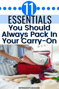 All travel can be stressful, I'm sharing with you how to make the perfect carry on bag by sharing what to pack in a carry on and what airport essentials you need next time you travel! #travel #traveltips travel tips airplane, travel hacks, carry on essentials, carry on packing list, what to pack in carry on, airport hacks, airport travel hacks #TravelTipsAirplane #TravelHacks #CarryOnEssentials #CarryOnPackingList #WhatToPackInCarryOn #AirportHacks #TravelTips #AirportTravelHacks Travel Info, Travel Hacks, Travel Essentials, Airline Travel, Travel Abroad, Packing Tips For Vacation, Vacation Ideas, Airport Hacks, Gaelic Words