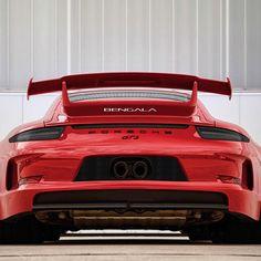 Porsche 911 ( 991 ) GT3