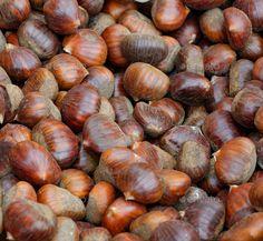 chestnut at market
