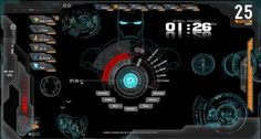 Picture of How to customize your desktop to iron man jarvis interface