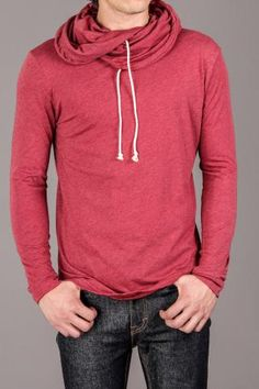 Lantern Cowl Collar Lightweight Sweater $29  Jackthreads invite from me to you!   http://www.jackthreads.com/invite/mikefalzone