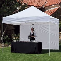 Tents For Parties Craft Fair Tent Pop Up Beach Portable Shelter Z-Shade Canopy  #ZShade