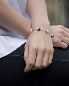 Hope, Courage, Optimism and Belief - four meaningful values to live your life by. And then they also look stunning together on a PANDORA ESSENCE COLLECTION bracelet. #PANDORAessencecollection