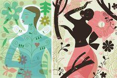 KMG - Kathy McGraw Graphiques - Blog - ILLUSTRATOR LOVE: Tracy Walker