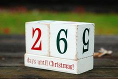 Count down till Christmas!