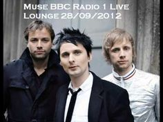 Muse Sign O' The Times (BBC Radio 1 Live Lounge 28/09/2012)