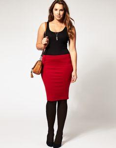 ffdaa90c7b86b Nothing wrong with curves Black Dressy Tops