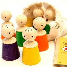 Musical dolls by SINA