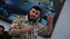 Militieleiders gedood bij luchtaanvallen op Damascus   NOS