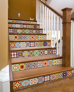 Tile Decoration Stickers Cool Mexican Talavera Tile Decal The Listing Has Total 12 Designs In Inspiration Design